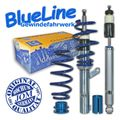 JOM Coilover alustasarja VW Golf VI / 4Motion 2.0TDi Ø 50/55 mm