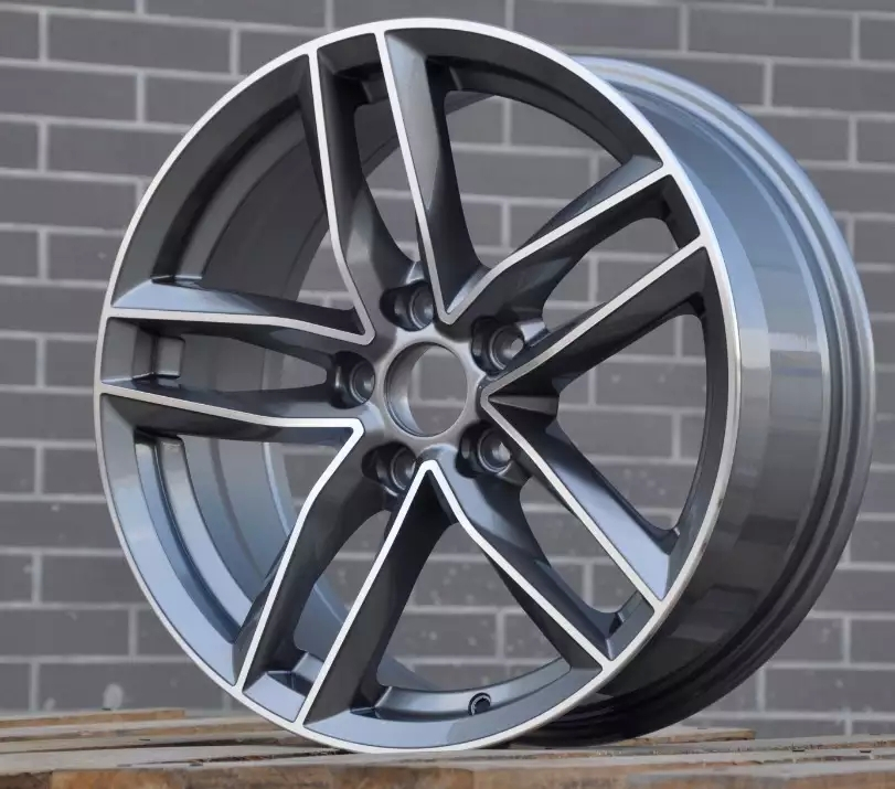 High Quality Replica Alloy Wheels Car Accessories Aluminium Wheels Rims For Audi Vw