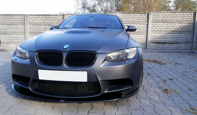 bmw e92 e93 m3 etupuskurin splitteri tuning design net oy. Black Bedroom Furniture Sets. Home Design Ideas