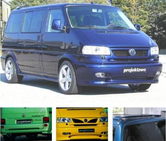 vw transporter t4 jubilee keula tuning etupuskuri tuning. Black Bedroom Furniture Sets. Home Design Ideas