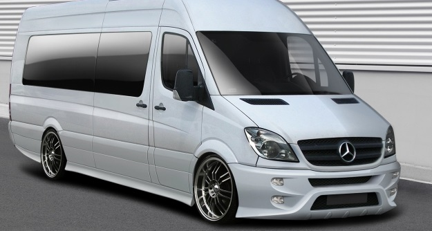 mercedes sprinter w906 06 12 tuning etupuskuri tuning. Black Bedroom Furniture Sets. Home Design Ideas