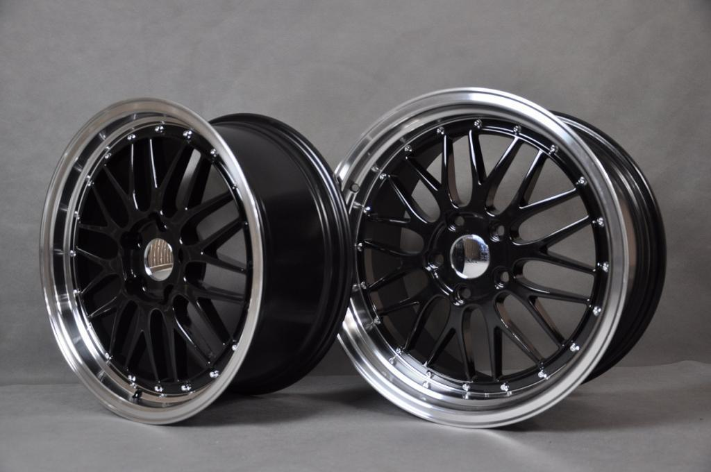 Black Lip 18x8x9 5x112 Vanteet Tuning Design Net Oy