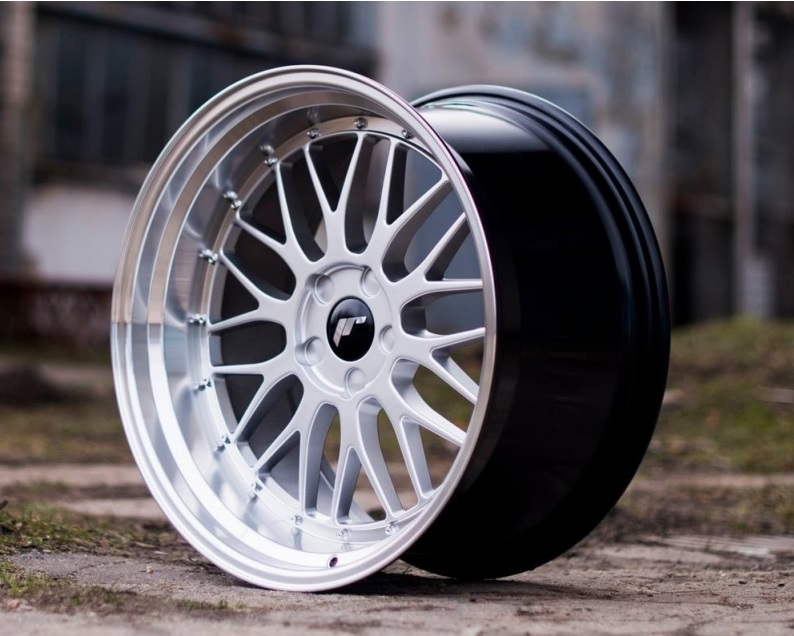 Japan Racing Jr23 Hiper Silver 19x8 5x9 5 5 120 Bmw