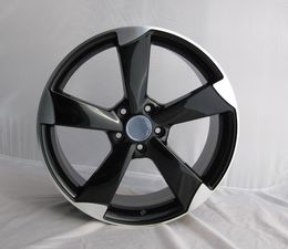"Racing Line 5-spoke 17x7.5"" 5/112 ET35 concave"