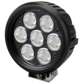 70W led työvalo 7*10w cree led 7000lm