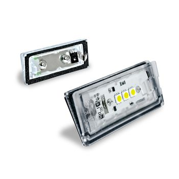 LED rekisterikilven valot Bmw e46 sedan touring