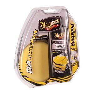 Meguiars DA Polishing Power Pack kiilloitussarja