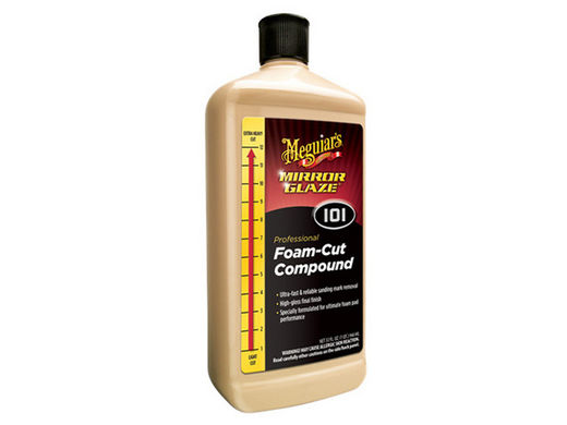 Meguiar's professional foam-cut compound #101 hionta-aine 946ml