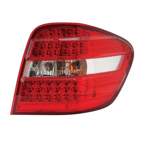 Mercedes ML W164 05-08 punakirkkaat led takavalot