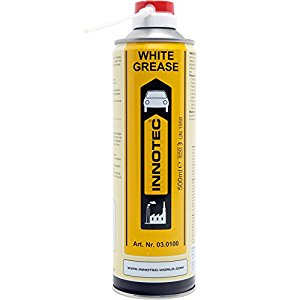 Innotec White Grease 500ml mm.coil-over alustasarja kierteisiin