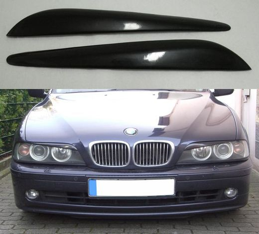 BMW e39 valonluomet BAD look I