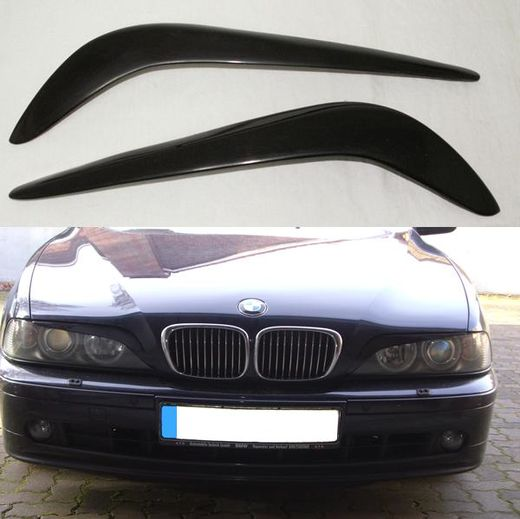 BMW E39 valonluomet BAD look II