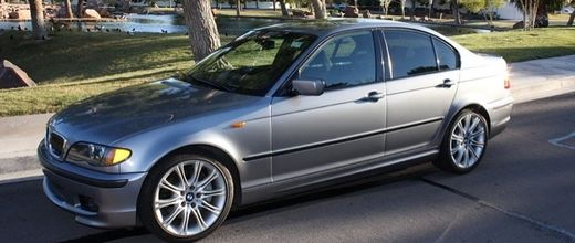 BMW E46 sedan touring tech II helmalevikkeet