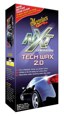 Meguiar's NXT Generation™ Tech Wax 2.0 Vaha 532ml