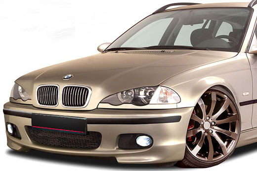 BMW E46 98-00 bad boy konepeiton jatke