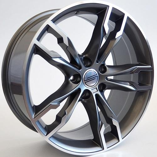 Racing line  Grip 19x8.5x9.5 5/112 BMW G30 G31 vanteet