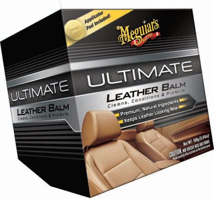 MEGUIAR`S Ultimate leather balm 150G nahanhoitoaine