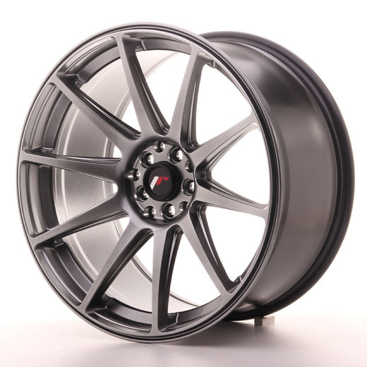 Japan Racing JR-11 concave vanteet 19x8.5x9.5 5/112/114.3 Hiper Black