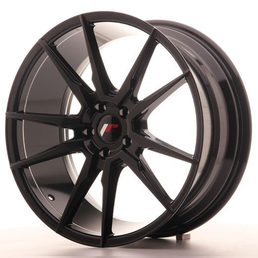 Japan Racing JR-21 concave vanteet 19x8.5 5/112 Gloss Black