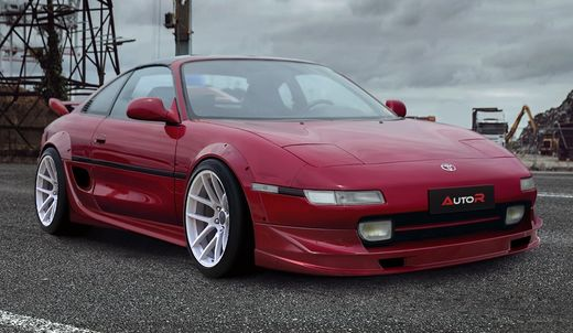Toyota MR2 W20 helmalevikkeet