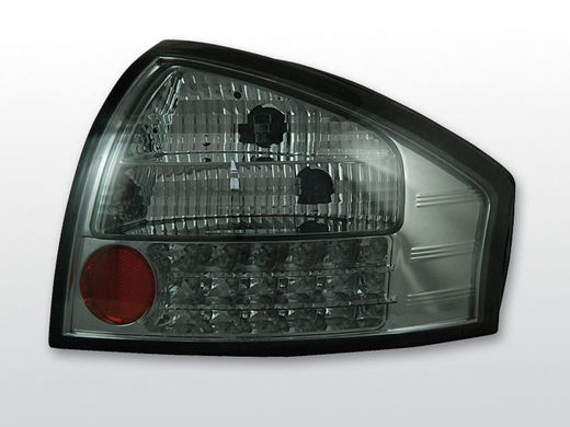 Audi A6 sedan 97-05 tummat led takavalot