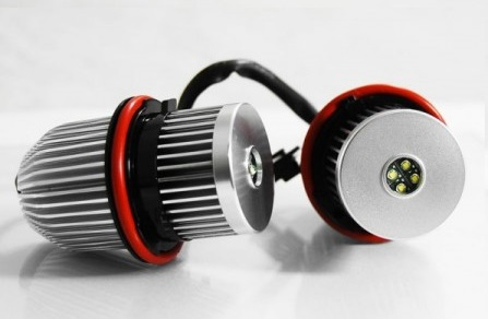 BMW 25W CREE led angel eyes polttimot
