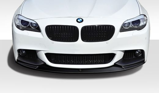 BMW F10 F11 10-16 m-performance look etuspoileri m-tech etupuskuriin