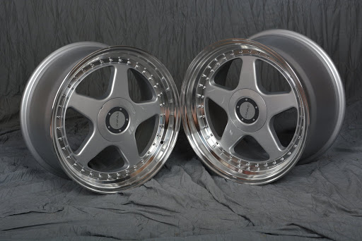 Dare F5 17x7.5x8.5 4x100 & 4x108 BMW VW FORD Mini huulivanteet
