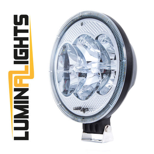 "LuminaLights Night Reaper 9"" led lisävalo"