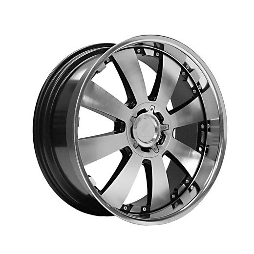 Lenso Concerto 22x9.5 6x130 MB Sprinter w906 W907 VW Crafter vanteet