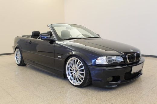 BMW E46 coupe, cabrio 99-07 tech II etupuskuri