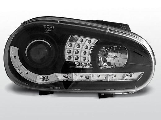 Etuvalot led VW Golf IV