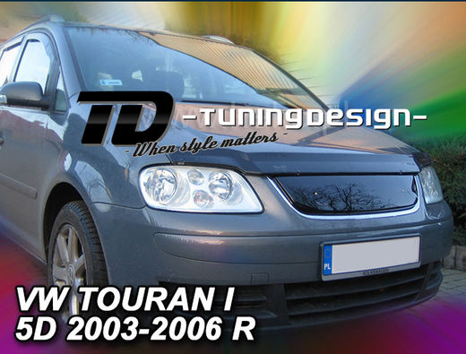 VW Caddy Life 04-10 Touran 5d 03-06 talvi maskisuoja